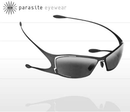 Super Grip Eyewear - Parasite Glasses Turn Heads When Attached to Yours
