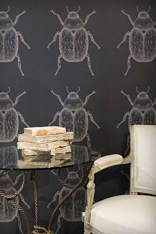 Stylish Insect Interiors