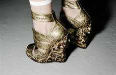 Fancy Baroque Platforms