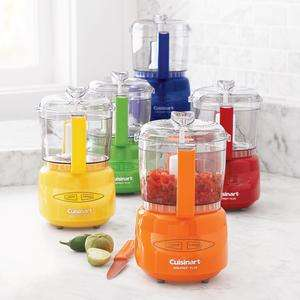 Colorful Miniature Appliances