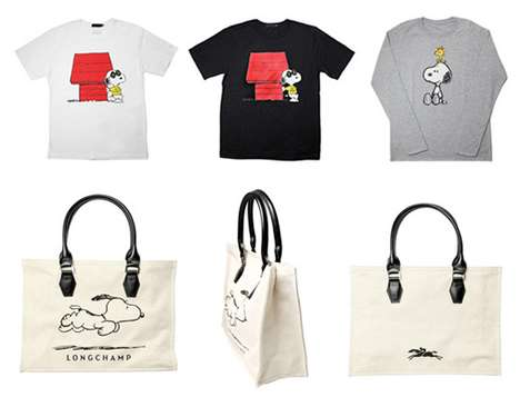 Cartoon Clothing Collaborations