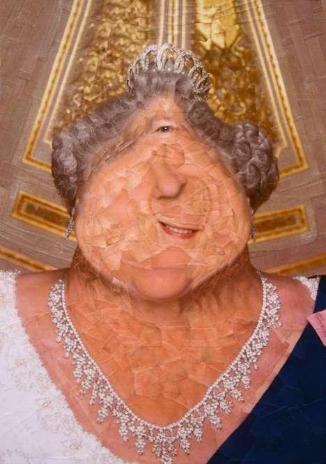 Wonky Politician Portraiture