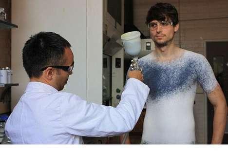 Instant Fabric Sprays