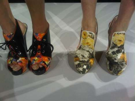 The Chris Benz Spring 2011 Line is Gorgeously Quirky