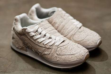 Deer Skin Running Shoes