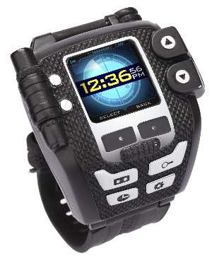 Stealthy Spy Watches