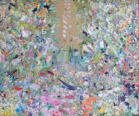 Insanely Intricate Collages