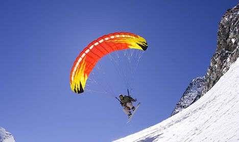 21 Repurposed Parachutes