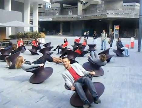 Adult Playground Installations