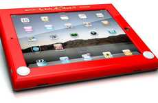 Toy Tablet Protectors - The Etch a Sketch iPad Case Shows This Tablet is All Fun and Games