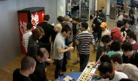 Pop Dispenser Parties (UPDATE)
