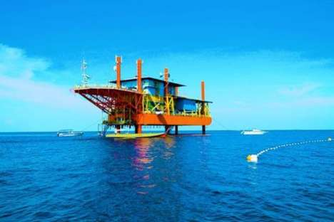 Oil Rig Hotels