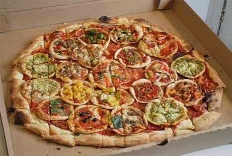 Multi-Pizza Pizzas