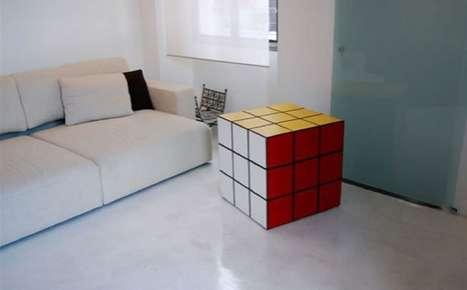 Puzzling Furniture