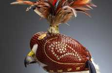 Bejeweled Avian Accessories