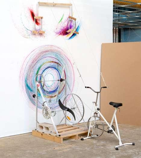 Interactive Art Appliances