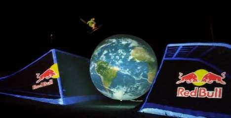 Earth-Bounding Energy Ads