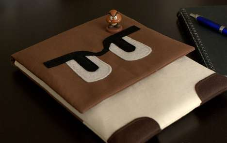 Magic Mushroom iPad Cases