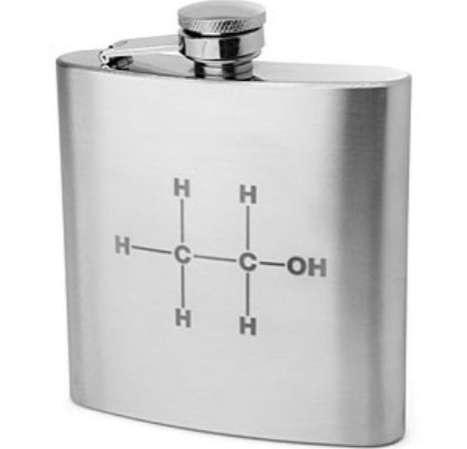 Chemistry Class Flasks