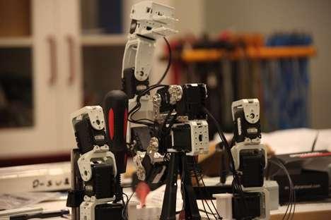 Soulful Jiving Robots