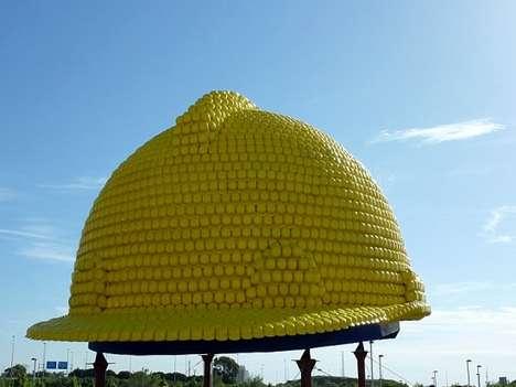 Oversized Hard Hats