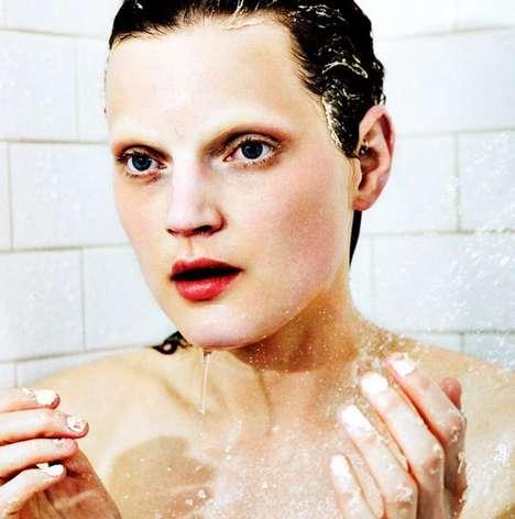 Bold Bathing Shoots