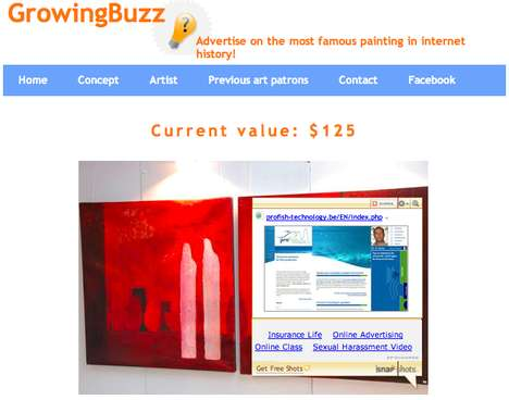 Added-Value Artvertising
