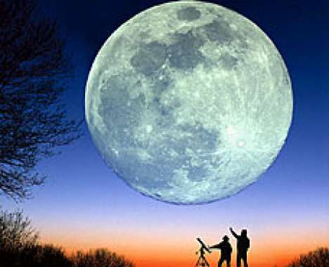 50 Examples of Lunar Lovin'