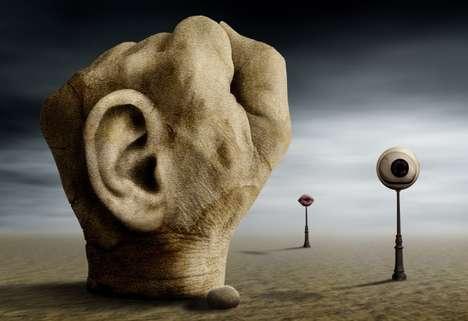Strange Surrealist Photography