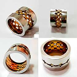 Cryptic Orient Rings