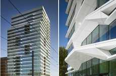 Aluminum-Lipped Architecture