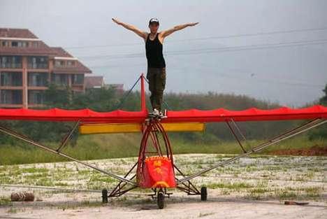 Homemade Airplanes