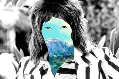 Freaky Faceless Art