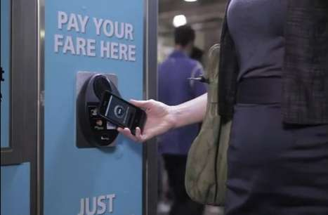 Transit-Paying Phones