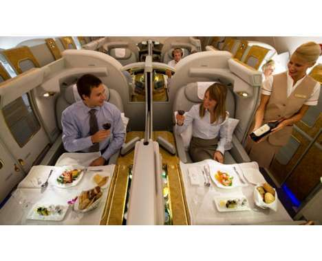 13 Business Class Innovations