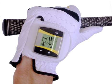 Electronic Golf Gloves