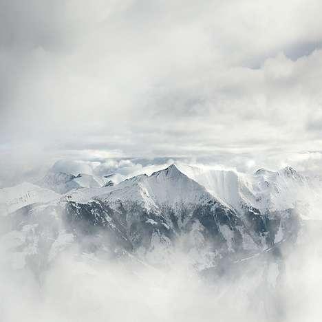 Snowy Peak Photography