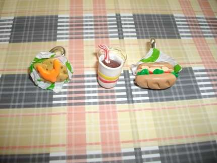 Meal-Inspired Rings
