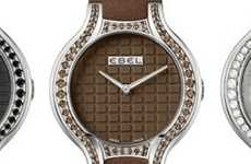 Delicious Diamond Timepieces