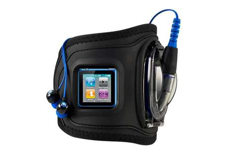 Underwater iPad Cases