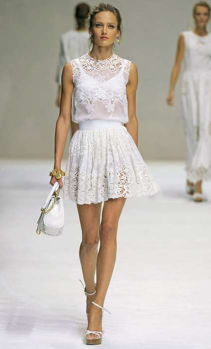 Exquisitely Embroidered Frocks