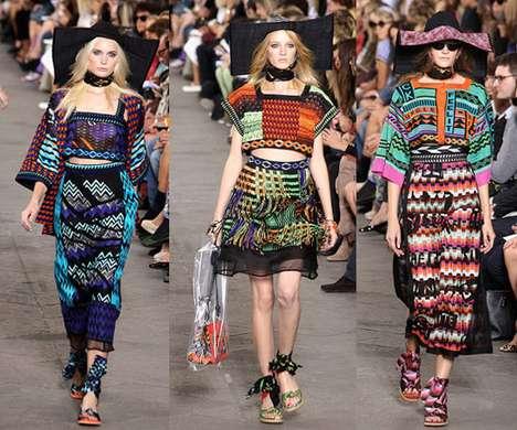 Tibetan Tribal Fashion