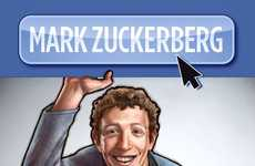 Facebook Comics - Starring Mark Zuckerberg in His Own Comic Series