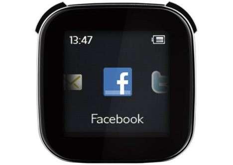 Social Media Smartphone Gadgets