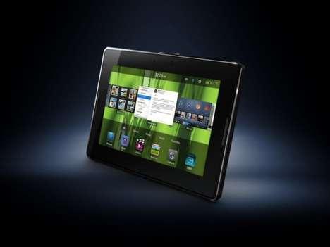Smartphone Tablet Debuts