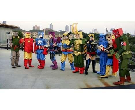 30 Comic Book Costumes