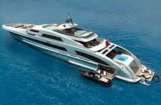 Luxurious Yacht Designs
