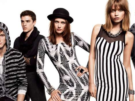 Cheap-Chic Apparel - The H&M High Fashion Low Cost Line Keeps Money in Your Wallet