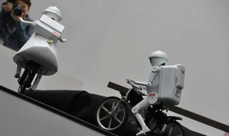 First-Rate Riding Robots (UPDATE)