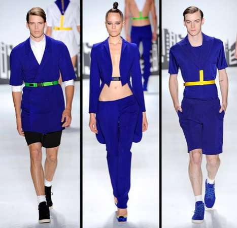 Royal Blue Fashion